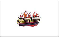 Sell Blazing Onion Gift Card