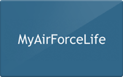 Sell MyAirForceLife Gift Card
