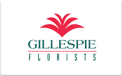 Sell Gillespie Florists Gift Card