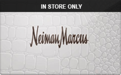 Sell Neiman Marcus (In Store Only) Gift Card