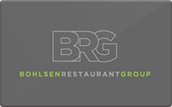 Sell Bohlsen Restaurant Group Gift Card