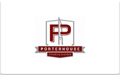 Sell Porterhouse Steak & Seafood Gift Card