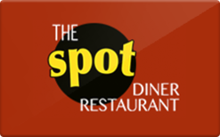 Sell The Spot Restaurant Gift Card