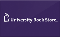 Buy University Bookstore (University of Washington) Gift Card