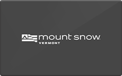 Sell Mount Snow Gift Card