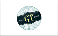G t fiish and oyster gift cards
