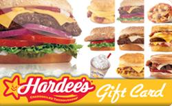 Buy Hardee's Gift Cards | Raise
