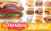 Buy Hardee's Gift Card