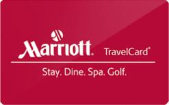 Marriott TravelCard Gift Card - Check Your Balance Online | Raise.com