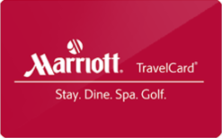 Sell Marriott TravelCard Gift Card