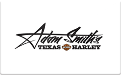 Sell Texas Harley-Davidson Gift Card