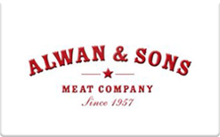 Sell Alwan & Sons Meat Company Gift Card