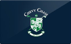 Sell Chevy Chase Country Club Gift Card