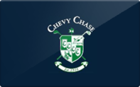 Buy Chevy Chase Country Club Gift Card