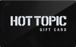 Buy Hot Topic Gift Cards | Raise
