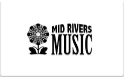 Sell Mid Rivers Music Gift Card