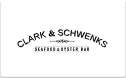 Sell C&S Seafood and Oyster Bar Gift Card