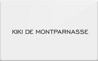Buy Kiki de Montparnasse Gift Card