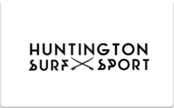 Sell Huntington Surf and Sport Gift Card