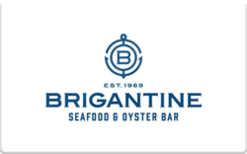 Sell Brigantine Seafood & Oyster Bar Gift Card