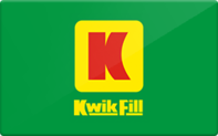 Buy Kwik Fill Gift Card