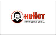 Buy HuHot Mongolian Grill Gift Card