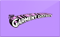 Buy The Garment District Gift Card
