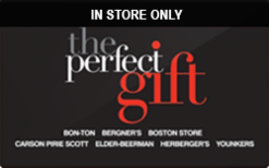 Sell Herberger's (In Store Only) Gift Card