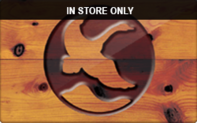 Buy Gander Mountain (In Store Only) Gift Card