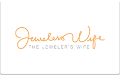 Sell Jeweler's Wife Gift Card