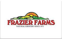 Sell Frazier Farms Gift Card