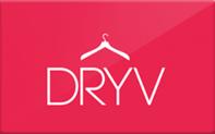 Dryv gift card