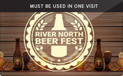 Sell River North Beer Fest Gift Card