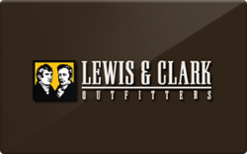 Buy Lewis & Clark Outfitters Gift Card