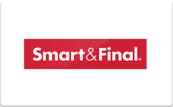 Sell Smart & Final Gift Card