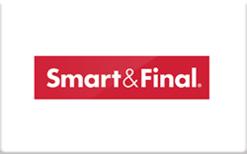 Buy Smart & Final Gift Card