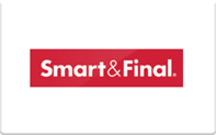 Buy Smart & Final Gift Card