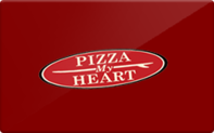 Buy Pizza My Heart Gift Card