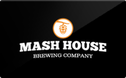 Sell The Mash House Brewing Company Gift Card
