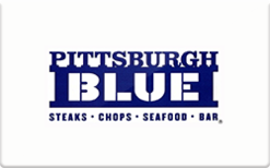 Buy Pittsburgh Blue Gift Card