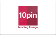 Buy 10pin Bowling Gift Card