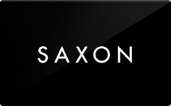 Sell Saxon Shoes Gift Card