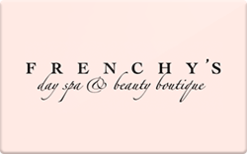 Sell Frenchy's Day Spa Gift Card