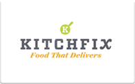 Buy Kitchfix Gift Card