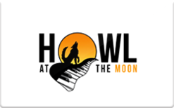 Sell Howl at the Moon Gift Card