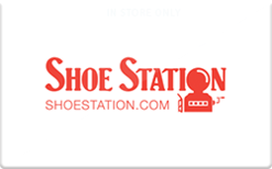 Sell Shoe Station Gift Card