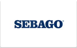 Sell Sebago Gift Card