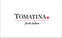 Sell Tomatina Gift Card