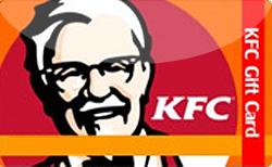 Sell KFC Gift Card