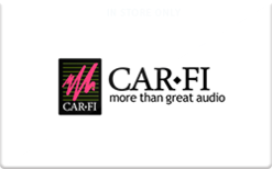 Buy Car Fi Gift Card